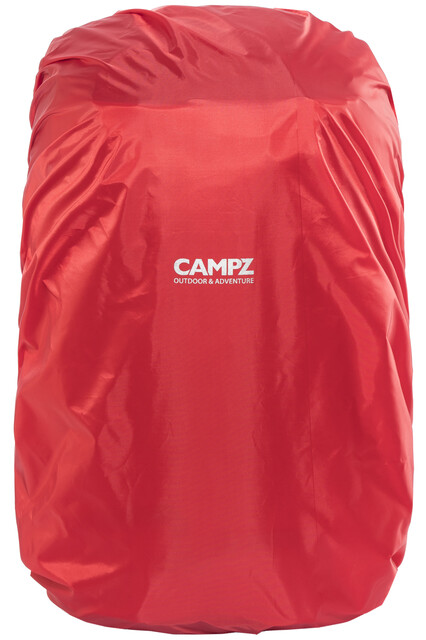 CAMPZ Raincover XL 55-100l röd (2019)